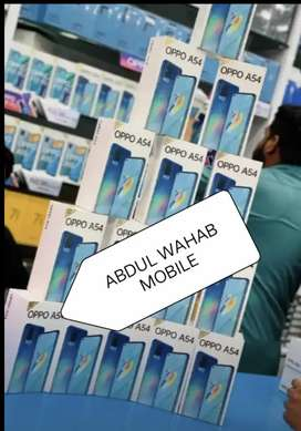 OPPO A54  BOX PACK (4+128) WHOLE SALE PRICE A53 (25300) ALL CLOURE