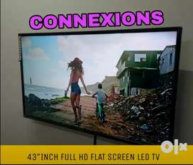 BUMPER SALE: 42inches Flat Screen Android LED TV