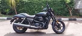 Harley Davidson Street 500 ( Paper )