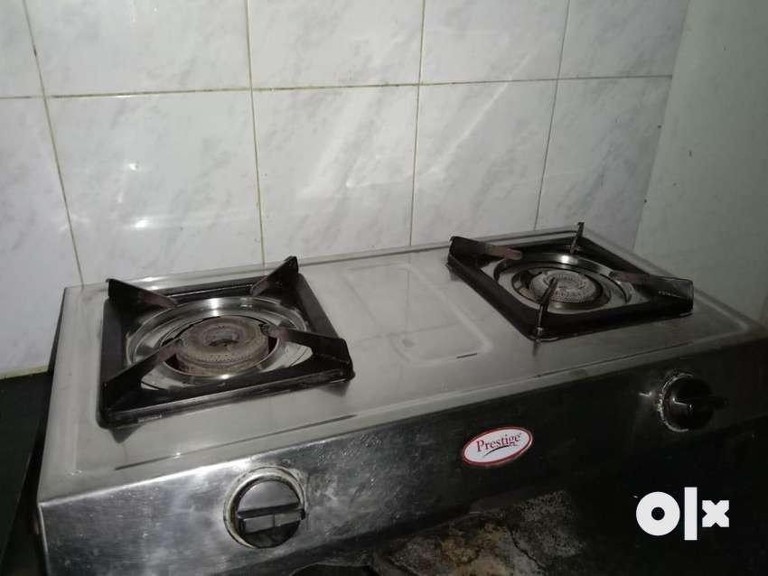 Gas stove prestige 0