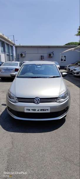 Volkswagen Vento 2014 Petrol 96000 Km Driven