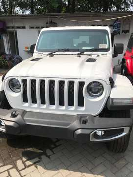 Jeep JL Sahara 2.0 Turbo Like New Super Mulus