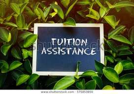 Tuitions available For Grade 1 to 12