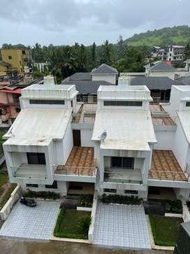 3 bedroom Furnished Villa 4 Rent in Pilerne,Candolim