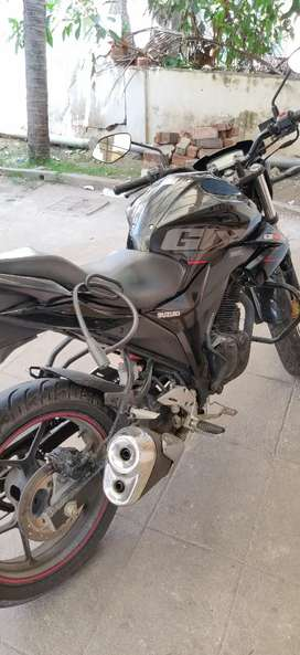 Suzuki Gixxer(Black) with ABS for sale