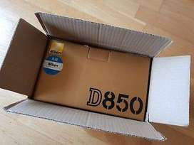 Nikon camera d850 with full accessories for sale