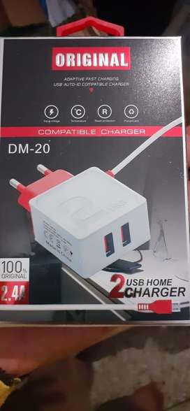 Charger 2.1 A Delivery available