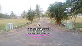 Singaperumal koil near dtcp approved plot available in 2km from gst