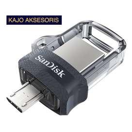 FLASHDISK 16GB OTG FLASH DRIVE ULTRA DUAL USB DRIVE USB 3.0