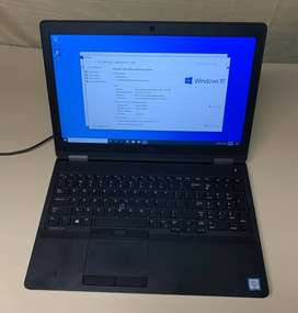 Dell Latitude E5570 Core i7 6th Generation 8GB RAM 256GB SSD