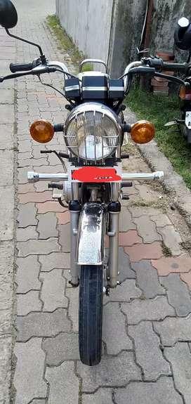 Black  Yamaha RX100