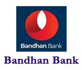 JOINING AVAILABLE FOR BANDHAN BANK JOB.