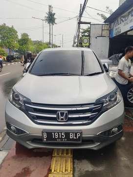 Honda CR-V 2013 2.4AT pajak panjang siap pakai