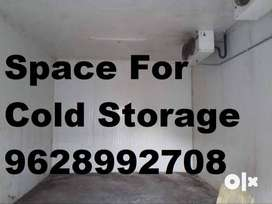 2800Sq.Ft commercial space for cold storage & other commercial use
