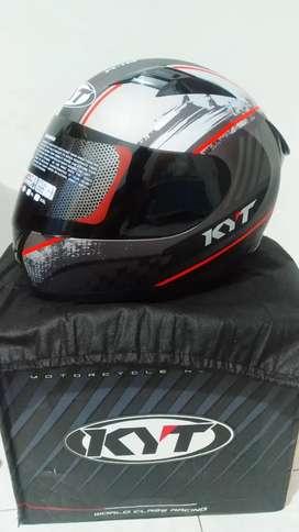Helm KYT Fullface doff new