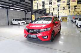 Honda Jazz RS AT 2017 Merah LOW KM