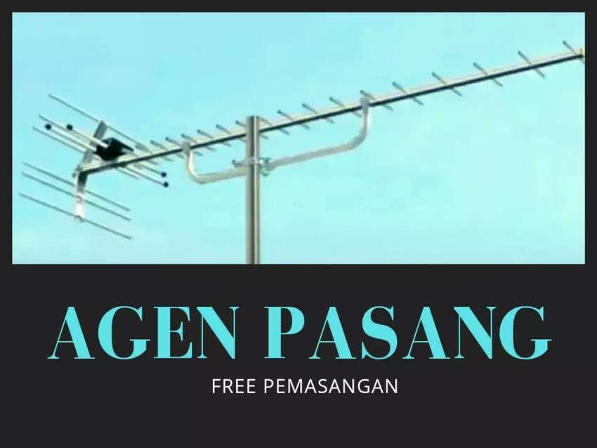 Terima jasa pasang sinyal antena tv berkualitas