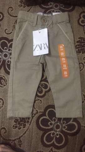 Celana Chino Anak Zara Original