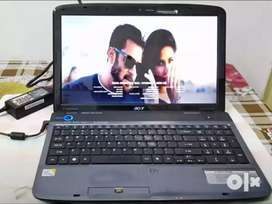 Acer Aspire 5738 (Laptop at Mobile's price)