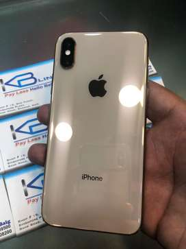 Iphone xs Gold 64 water tested best price