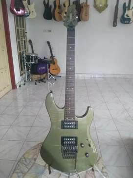 Gitar YAMAHA Rgx220DZ (stengah hrg baru)