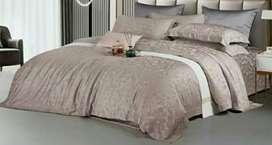 Sprei Set Bedcover Sutra Import Mewah , berbagai ukuran dan motif