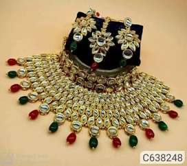 Jewellery for karwachauth