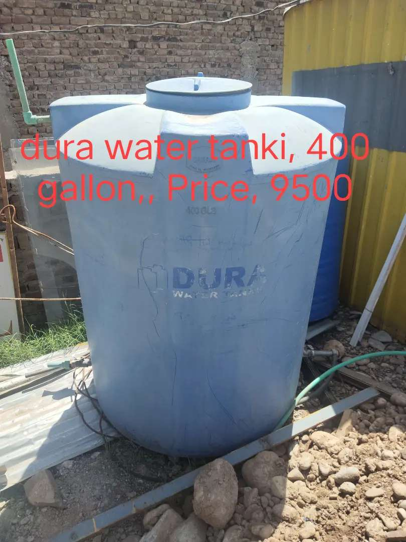 Water tanki and aluminum window for sale