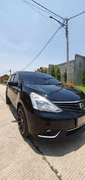 Nissan All New Grand Livina Tipe SV  2015 AT