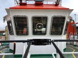 Dijual kapal tugboat dan tongkang 300ft