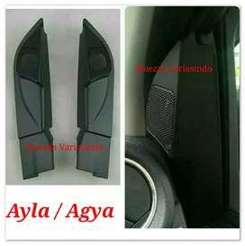 Refitting Tweeter Agya Ayla / Casing Tweeter Agya Ayla