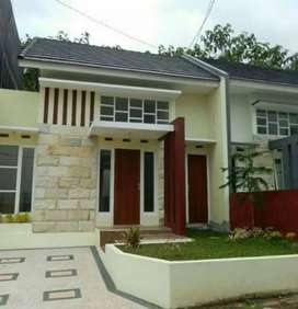 Rumah murah dp fleksibel angsuran flat tanpa bunga shm kepanjen