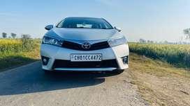 Toyota Corolla Altis 2013-2017 D-4D J, 2015, Diesel