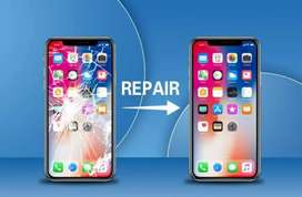Mobile Broken Touch screen Repair