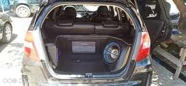 dijual Honda Jazz warna hitam matic