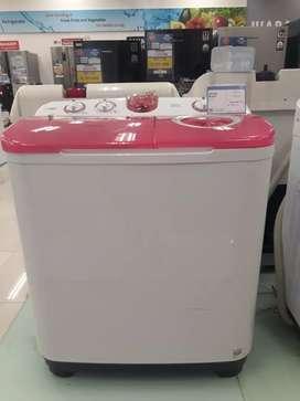 Kredit Mesin cuci sanken 7.5kg tanpa Dp