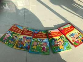 5 buah Buku Bacaan Anak Anak