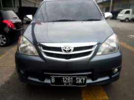Toyota Avanza G AT th2011 abu abu met