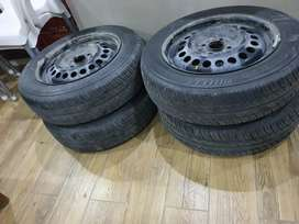 Euro Star Tyre is for sale only 35k driven
