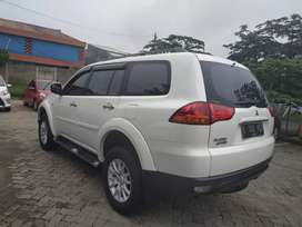 pajero exceed 2wd matic th 2011