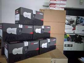 HIKVISION CCTV IP Camera RT RW Bantuan Pemkot