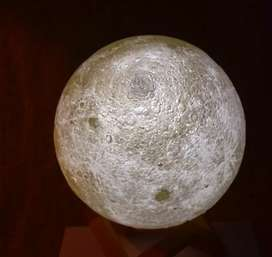 Mind-glowing 3D Moon Lamp Available for sale