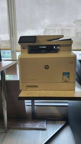 HP M477fnw Color All In One Laser Printer