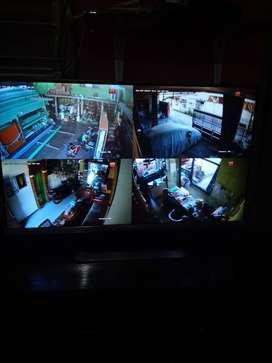 Pasang Camera indoor outdoor ll probolinggo bergaransi plus pasang