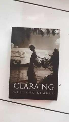 Novel karya clara ng judul gerhana kembarkondisi bagus mulua,