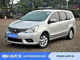 [OLX Autos] Nissan Grand Livina 2015 XV 1.5 Bensin M/T #Power Auto ID