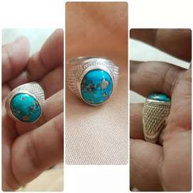 Feroza Ring for sale / 0 3 2 1 - 3:2 0 5 0 0 0