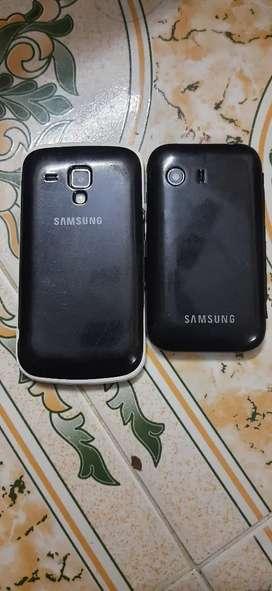 Samsung y young duos and galaxy y