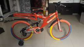 New sport bicycle tip top condition