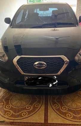 Datsun Go T active akhir 2015 pemakaian Januari 2016